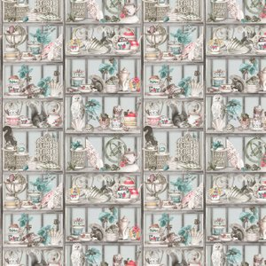 Osborne & Little Wallpaper Curio W7028/01 Diy