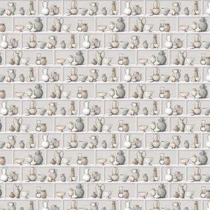 Osborne & Little Wallpaper Raku W7560-02 Diy