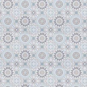 Osborne & Little Wallpaper Rosetta W7337-02 Diy