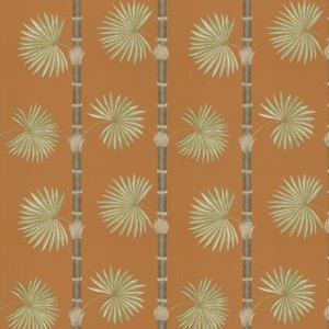 Paint & Paper Library Wallpaper Hardy Palm 0360haburnt Diy