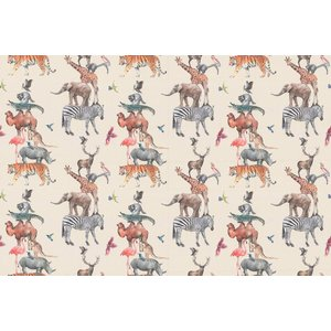 Prestigious Fabric Animal Kingdom 8709/546 Diy