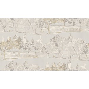 Prestigious Wallpapers Scene Mist, 1942/655 Painting & Decorating