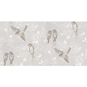 Prestigious Wallpapers Songbird Mist, 1616/655 Painting & Decorating