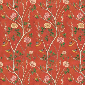 Sand & Sushi Wallpaper Wild Rose Chinensis Wrchini Diy