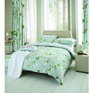 Sanderson Pillowcases Oleander Oxford Pillowcase, 521530 Home Textiles