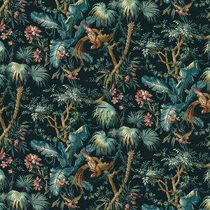 Sidney Paul & Co Wallpaper The Lost Gardens Sp-j13-02 Diy