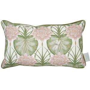 The Chateau By Angel Strawbridge Cushion Lily Garden Rectangular Cushion Liy/cre/03050pi Diy