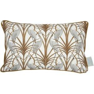 The Chateau By Angel Strawbridge Cushion Nouveau Heron Rectangle Cushion Noh/cre/03050pi Diy