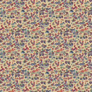 The Vintage Collection Wallpaper Mid Century Countryside Fox Mcwp/14017/4 Diy