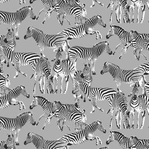 Vilber Wallpaper Zebras Zebras 2299 W-05 Diy