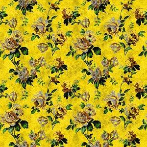 Walls By Patel Mural Wild Roses 5 Dd113918 Diy