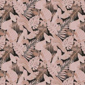 Zoom By Masureel Wallpaper Tropical Lav102 Diy