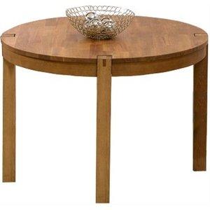 Elegant Furniture Brigham Wooden Round Dining Table Pt29754