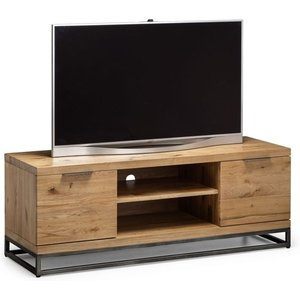 Elegant Furniture Brooklyn Wooden 2 Doors Tv Stand In Oak Bro006.jb