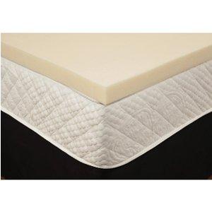 Elegant Furniture Memory Foam 2500 Basic Small Double Mattress Topper Vt2500b40.vt