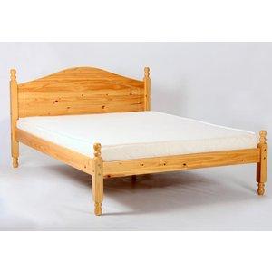 Elegant Furniture Veresi Wooden Single Bed In Pine Veressin.hf