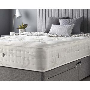 Catherine Lansfield Natural Wool 2000 Pocket Mattress Aspire Furniture Ltd 23782