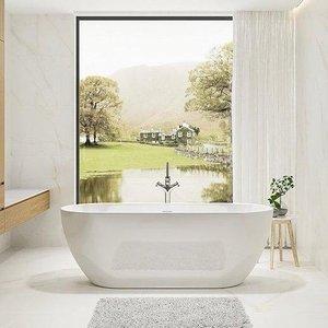 Charlotte Edwards 1500mm Belgravia Contemporary Freestanding Bath