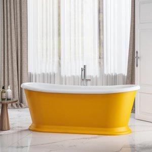 Charlotte Edwards Rosemary Bespoke Painted 1700mm Freestanding Bath