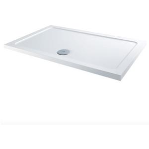 Mx Group Mx Elements Rectangular Shower Tray Anti-slip