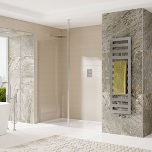 Sommer Wetrooms Floor To Ceiling Post