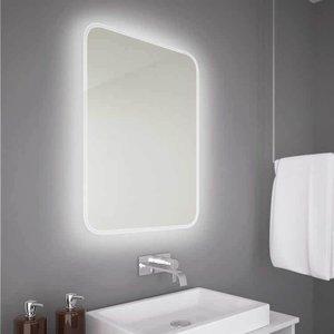 The White Space Hey U Illuminated Mirror