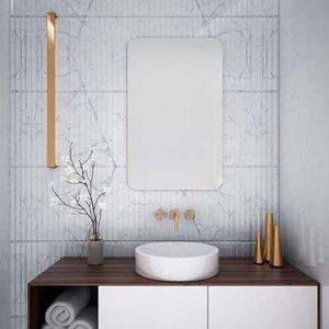 The White Space Kalm Mirror