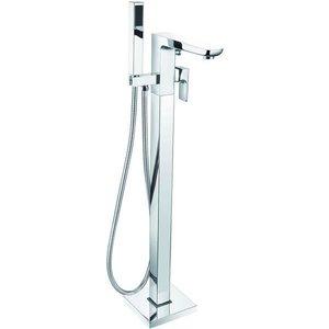 The White Space Veto Freestanding Bath Shower Mixer