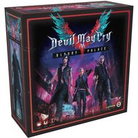 Devil May Cry - The Bloody Palace Board Game 007 96383 Video Games