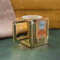 Nintendo Mug  The Legend Of Zelda - Cartridge Shaped Mug 007 236641 Video Games