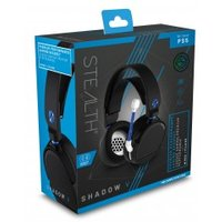 Stealth Shadow V - Premium Performance Gaming Headset (ps5) 2c2 Da3 436 Video Games