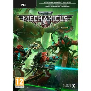 Warhammer 40000 Mechanicus (pc) 005 Kala18.uk.11st Video Games