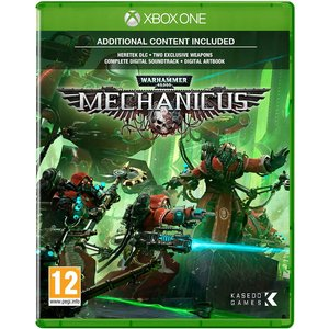 Warhammer 40000 Mechanicus (xbox One) 005 Kala18.uk.23st Video Games