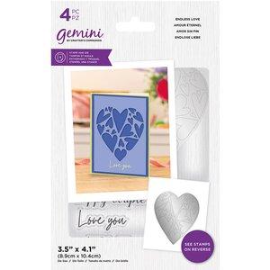 Gemini Stamp & Die - Endless Love