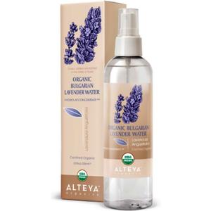 Alteya Organic Bulgarian Lavender Water 250 Ml Spray