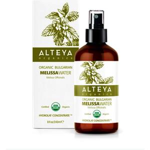 Alteya Organic Bulgarian Melissa Water 240 Ml