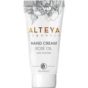 Alteya Organic Hand Cream Rose Oil - Age Defense 90 Ml