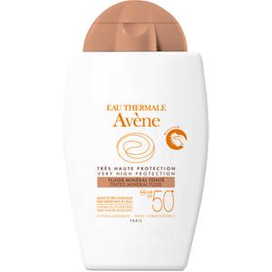 Avène Tinted Mineral Fluid Spf50 40ml