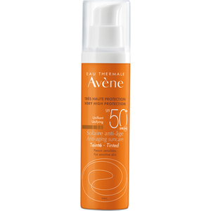Avène Very High Protection Anti Aging Tinted Spf 50+ 50ml