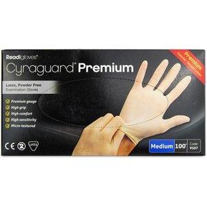 Cyraguard Premium Gloves Medium 100 S'