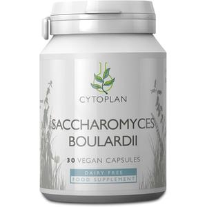 Cytoplan Saccharomyces Boulardii 250mg 30 Capsules)