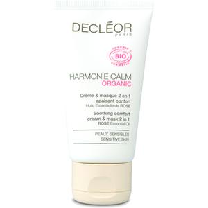 Decléor Decleor Harmonie Calm Organic 2 In 1 Cream And Mask 50ml