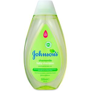 Johnsons Johnson's Baby Shampoo Chamomile 500ml
