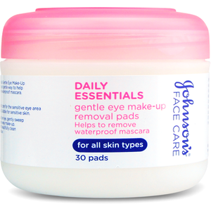 Johnsons Johnson's Face Care Daily Essentials Gentle Make-up Removal Pads 30 Pads