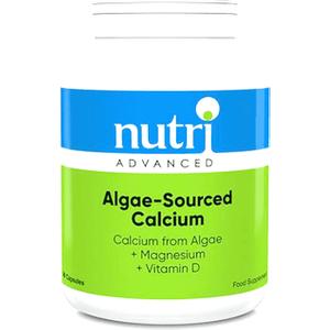 Nutri Advanced Algae-sourced Calcium 90 Capsules
