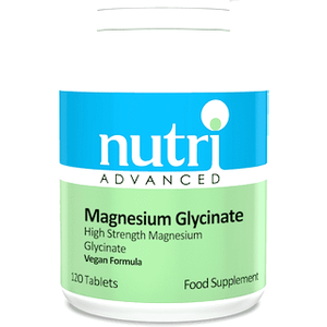 Nutri Advanced Magnesium Glycinate 120 Tablets