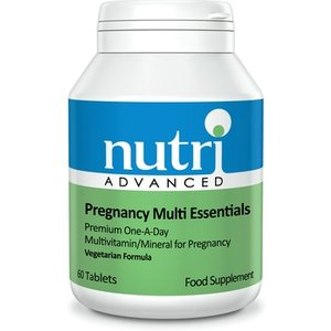 Nutri Advanced Multi Essentials Pregnancy 60 Tablets