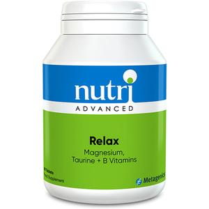 Nutri Advanced Relax 90 Tablets