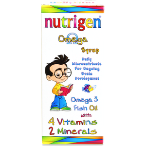 Nutrigen Omega Syrup 200ml