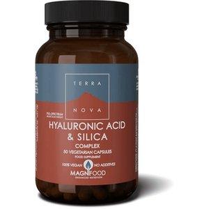 Terranova Hyaluronic Acid & Silica Complex 50's